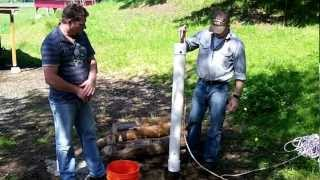 CHEAP and EASY, Emergency Well Pump Requires No Electricity
