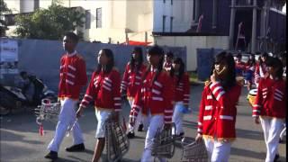 preview picture of video 'Drum Band Hari Kemerdekaan di Rantepao'