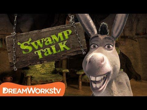 Shrek Reacts to 3 Blind Mice | SWAMP TALK WITH SHREK AND DONKEY