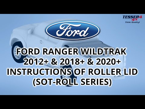 Установка видео для Ford Ranger