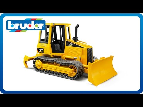 BRUDER Cat Track -type Tractor