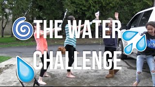 The Water Challenge