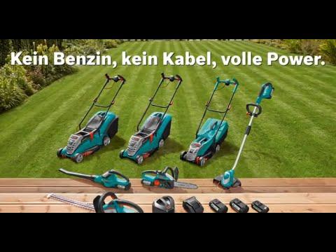 """Bosch 36 Volt Lithium-Ionen Akkusystem """"Power4All"""""""