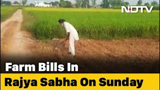 BJP Has Slim Lead Over Opposition In Numbers Game On Farm Bills - Download this Video in MP3, M4A, WEBM, MP4, 3GP