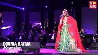 Extraits concert Dounia Batma à Mawazine 2015 sur HIT RADIO