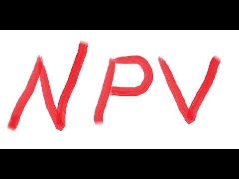Инвестиционный анализ проекта с помощью показателя NPV  /