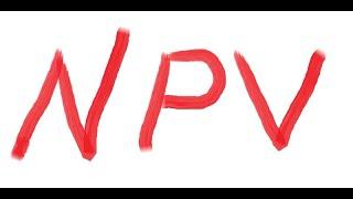 Инвестиционный анализ проекта с помощью показателя NPV