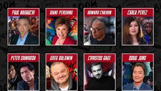 Comic Con Revolution Ontario - May 19th & 20th