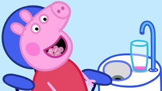Peppa Pig Official Channel   Peppa Pig's First Dentist Experience