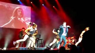 """*Donny Osmond sings his """"Soldier of Love"""" LIVE in Concert for his DTour- 1.30.2016"""