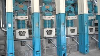 5 ton Rice Mill