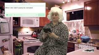Tweets of the Rich & Famous: Paula Deen #2