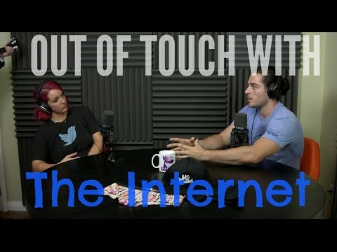Podcast #54 - E! Online & Being Out Of Touch With The Internet