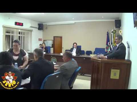 Tribuna Vereador Irineu Machado dia 29 de Agosto de 2017