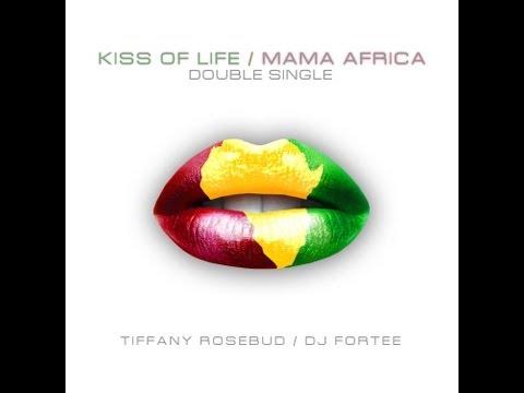 "Kiss of Life & Mama Africa ""Double Single"" Now on Amazon, Cdbaby, Itunes..."