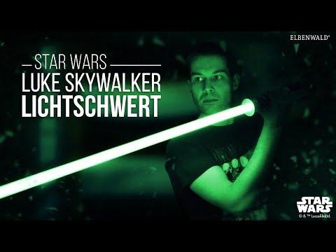 Star Wars: Luke Skywalker Force FX Lichtschwert