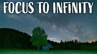 How to Focus for Star Photography - Focusing to Infinity for Astrophotography Ep 01