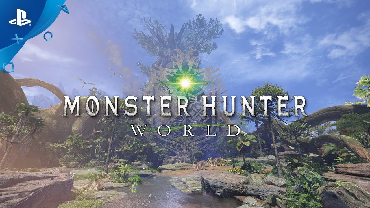 Monster Hunter: World Chega ao PS4 no Começo de 2018
