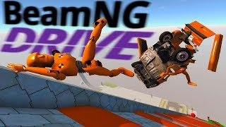 BeamNG Drive - The BEST BeamNG Modded Map - Rally Racing & Insane Crashes - BeamNG Drive Gameplay