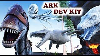 Electrophorus ARK Survival Evolved Dossier Breakdown, Asset