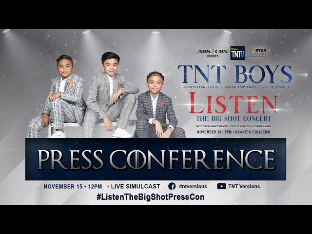 TNT Boys - Home