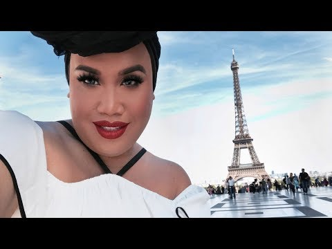 PARIS VLOG | NYX FACE AWARDS 2017 HOST! | PatrickStarrr