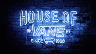Angel Haze & Christian Hosoi at Zumiez Presents: House Of Vans Brooklyn