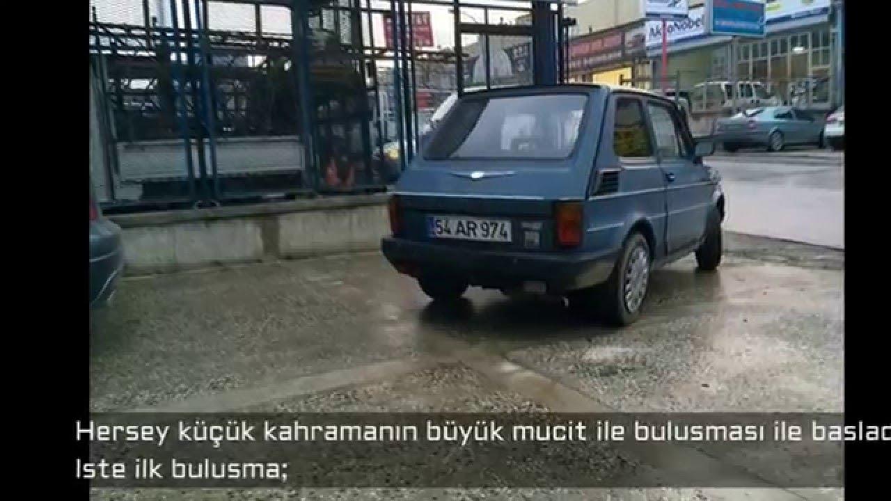 Türk Mucitten İlk Yerli Elektrikli Otomobil e-Bis