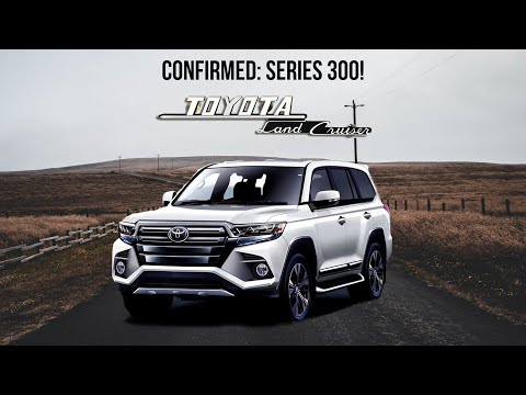 Here's What We Know About The NEW 2022 Toyota Land Cruiser