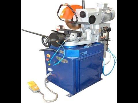 Semi Automatic Pipe Sawing Machine