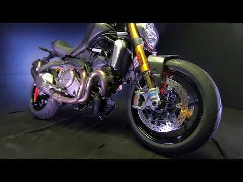 2020 Ducati Monster 1200 S in De Pere, Wisconsin - Video 1