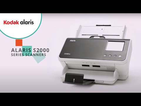 Document scanner S2040