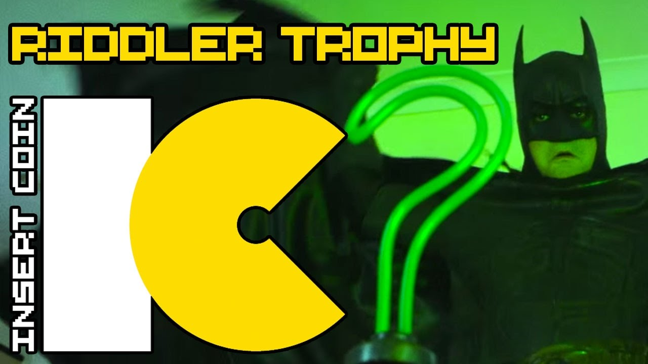 This Might Be The Toughest Riddler Trophy Ever