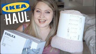 IKEA HAUL | Home Decor Shopping on a Budget
