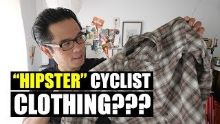 Hipster Cyclist Clothing? (Why I Ride Bikes In Long Sleeve Shirts)