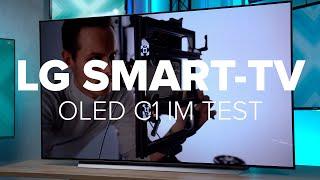 LG OLED C1 im Test: Neuer Fernseher mit Bestnote? | [deutsch]