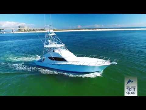 Hatteras Sportfish video