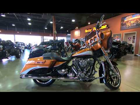 2012 Harley-Davidson Touring Street Glide FLHX103