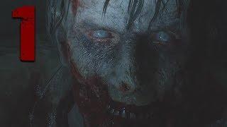 Black Guy Plays: Resident Evil 2 Remake Full Walkthrough Part 1 (RE2 Leon Walkthrough)