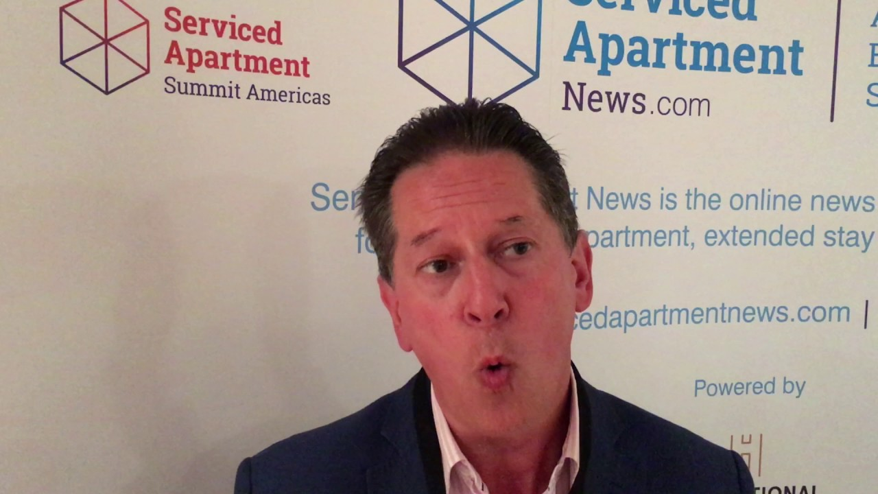 SASEU17 interviews: Simon Morrison, Select Apartments