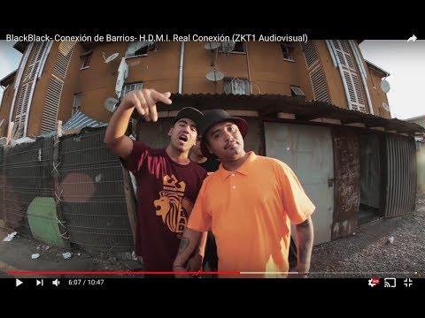 Black Black - Conexion De Barrios (Video Oficial)