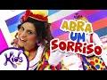 Abra um Sorriso - Aline Barros & Cia 3 (Oficial)