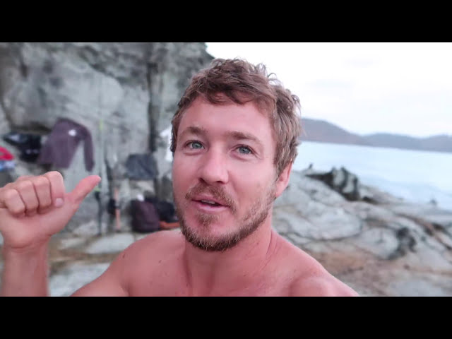 Fishing Tropical Islands in Search of Monster GT | Part 4 GOLD Mackerel ft. Captain Ryan