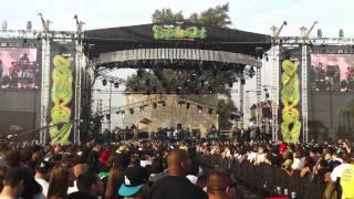 Nas & Damian Marley - Dispear (live)