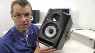 Pioneer S-DJ50X Active Monitors Review
