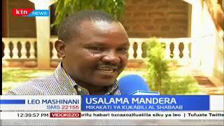 Kamishna Onesmus Kyatha azungumzia mikakati ya kukabiliana na Al Shabaab huko Mandera