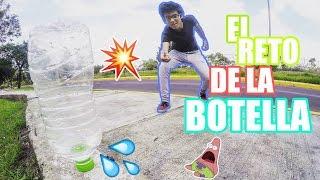 EL RETO DE LA BOTELLA - Water Bottle Flip Challenge | Manuel Yáñez