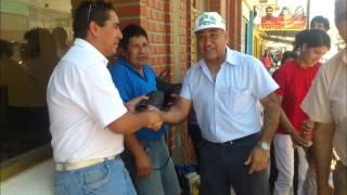 Ruben Mendez Intendente de Salvador Mazza
