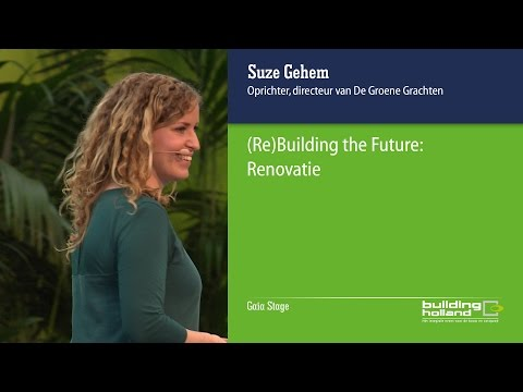(Re)Building the Future: Renovatie - Suze Gehem