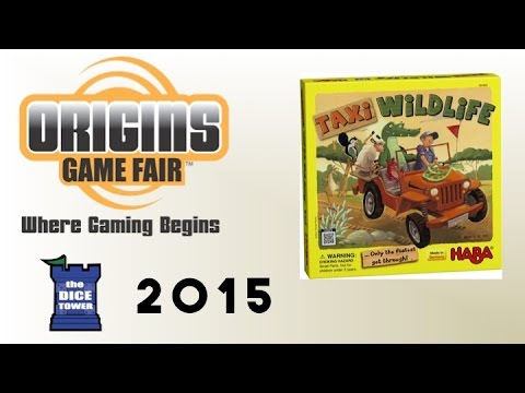 Origins Summer Preview: Taxi Wildlife